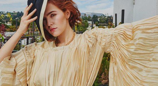 'The Hound': Zoey Deutch estrelará novo terror